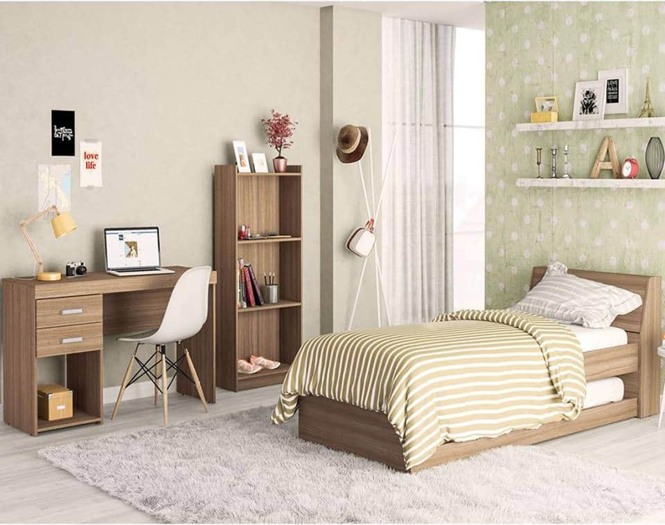 Conjunto de dormit rio 3 pe as politorno guaruj 2 for Conjunto dormitorio