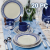 Aparelho de Jantar, Chá e Sobremesa Oxford Donna Grécia – 20 Peças