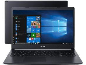 "Notebook Acer Aspire 5 A515-54-55L0 Intel Core i5 – 8GB 256GB SSD 15,6"" Full HD LED Windows 10"