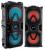 Caixa Amplificada Lenoxx CA 400 com Bluetooth, Rádio FM, Entradas Microfone, Micro SD e USB – 200W