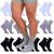 Pacote com 12 Pares de Meias Masculino Sport 39 a 43 Colors – Part.B