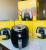 Fritadeira Elétrica sem Óleo/Air Fryer Nell Smart – Preto 2,4L com Timer
