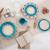 Aparelho de Jantar Chá 20 Peças Biona Cerâmica – Redondo Donna