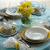 Aparelho de Jantar Chá 30 Peças Casambiente – Porcelana Redondo Nina