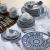 Aparelho de Jantar Chá 30 Peças Casambiente – Porcelana Redondo Athenas
