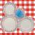 Aparelho de Jantar e Chá Biona Donna Melissa – 20 Peças
