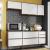 Cozinha Compacta Multimóveis New Paris 2836.925 – com Balcão 8 Portas 3 Gavetas