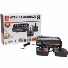 Atari Flashback 8 Tec Toy 2 Controles – Fabricado no Brasil com 105 Jogos na Memória