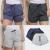 Kit 3 Shorts Costão Fashion Style Feminino