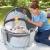Cabaninha do Bebê Fisher-Price FFG89 Cinza