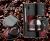 Cafeteira Elétrica Cadence Urban Compact CAF300 0,6L Jarra de Vidro – Vermelha