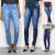 Calça Jeans Coffee Feminina com até 77%OFF