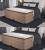 Cama Box King Size (Box + Colchão) Probel – Colchões Mola Ensacadas/Pocket 58cm de Altura