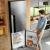 Geladeira Consul Frost Free Duplex 397 litros Evox com freezer embaixo – CRE44AK
