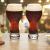 Jogo de Copos de Vidro para Cerveja 670ml – 2 Peças Ruvolo Black