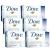 Sabonete Dove Original 90g – 6 Unidades
