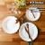 Aparelho de Jantar 16 Peças Vidro Pétala – Nadir Figueiredo