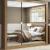 Guarda-roupa Casal 3 Portas Madesa – City 1056-3E com Espelho (2 cores)