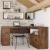 Escrivaninha/Mesa para Computador 2 Portas – 3 Gavetas Líder Evolution