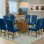 Mesa para Sala de Jantar Saint Louis com 8 Cadeiras – Dobuê Movelaria – Mell / Royal