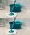 Mop Giratório Fit + Refil Extra – At Home