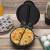 Omeleteira Elétrica Lenoxx Preta – Gourmet Inox