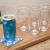 Jogo de Copos de Vidro 300ml 6 Peças Nadir – Oca Long Drink