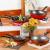 Conjunto de Frigideira Antiaderente 2 Peças + Frigideira Wok Antiaderente Cobre 1 Peça – La Cuisine