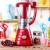 Liquidificador Power Blend Vermelho Fun Kitchen