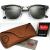 Óculos de Sol Ray Ban Clubmaster Classic RB3016L