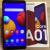 Smartphone Samsung Galaxy A01 Core 32GB Vermelho – Processador Quad-Core 2GB RAM Câm.8MP + Selfie 5MP