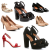 Sandálias e Scarpins mais de 300 opções