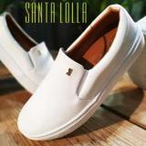Slip On Santa Lolla Logo Feminino