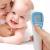 Termometro Laser Digital Infravermelho Febre De Testa Bebê