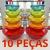 Conjunto de Tigelas de Vidro 10 Peças – Casambiente JGTI002/02
