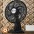 Ventilador de Mesa Mallory Olimpo TS 40cm – 3 Velocidades