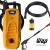 Lavadora de Alta Pressão WAP Ágil 1300 Libras 1400W Mangueira de 3m