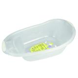 Banheira Infantil Plástico, 36 L, Sanremo, Cristal