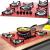 Cooktop 5 Bocas Suggar Vermelho Gás GLP – Tripla-Chama FG5305VM
